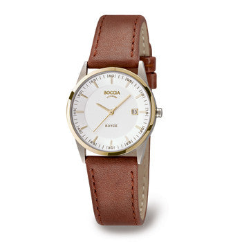 3224-02 Ladies Boccia Titanium Watch
