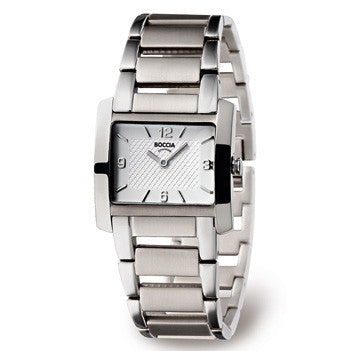 3155-03 Ladies Boccia Titanium Watch