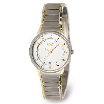 3184-02 Ladies Boccia Titanium Watch