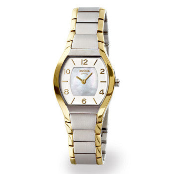 3196-02 Ladies Boccia Titanium Watch