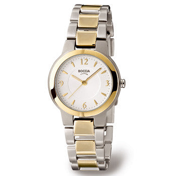 3175-03 Ladies Boccia Titanium Watch
