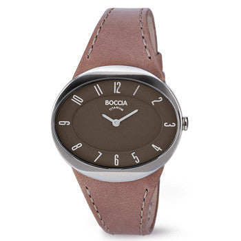 3165-16 Boccia Ladies Titanium Watch
