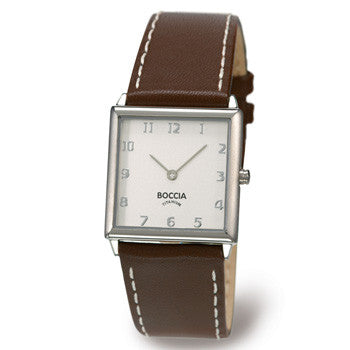 3589-09 Boccia Titanium Mens or Ladies Watch