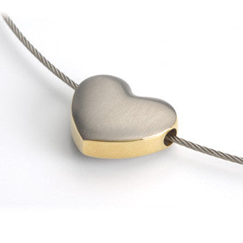 07003-03 Boccia Titanium Pendant  (choose chain separately)