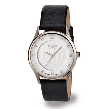 3163-03 Ladies Boccia Titanium Watch