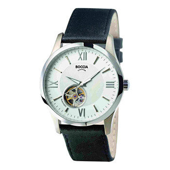 3539-01 Mens Boccia Titanium Automatic Watch