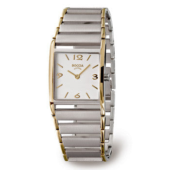 3216-02 Ladies Boccia Titanium Watch