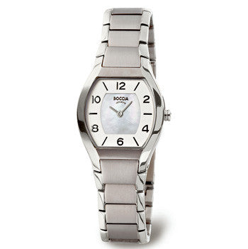 3163-01 Ladies Boccia Titanium Watch