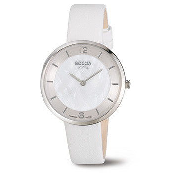 3186-01 Ladies Boccia Titanium Watch
