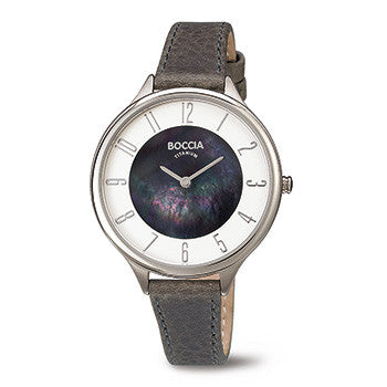 3240-01 Ladies Boccia Titanium Watch