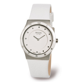 3202-01 Ladies Boccia Titanium Watch