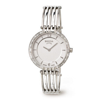 3230-01 Ladies Boccia Titanium Watch