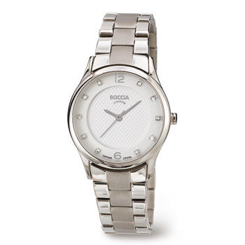 3148-02 Ladies Boccia Titanium Watch