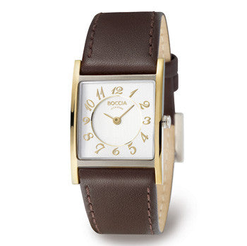 3165-14 Ladies Boccia Titanium Watch