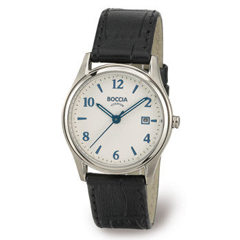 3224-01 Ladies Boccia Titanium Watch