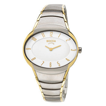 3202-02 Ladies Boccia Titanium Watch