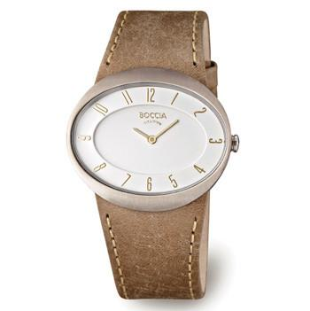 3165-18 Ladies Boccia Titanium Watch