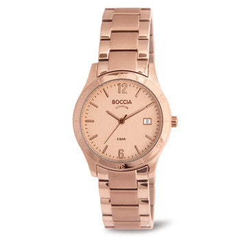 3234-02 Ladies Boccia Titanium Watch
