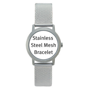 BRA16MM 16mm Stainless Steel Mesh Bracelet