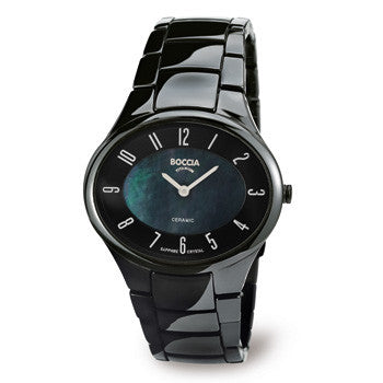 3223-02 Ladies Boccia Titanium Watch