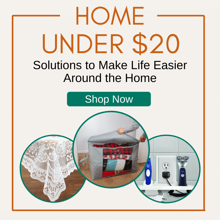 Home Items Under $20