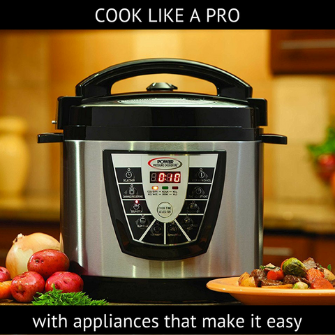 Appliances to cook like a pro - Domestify