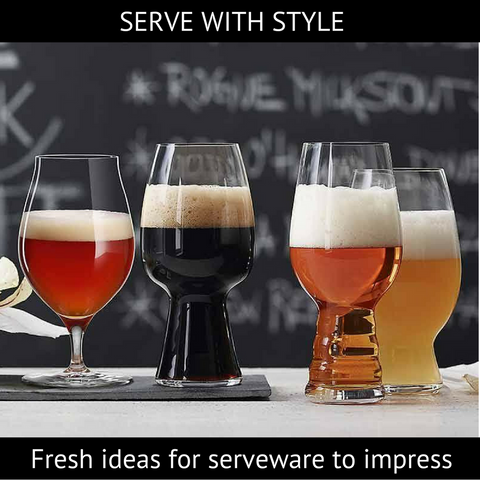 Serve ware and bar ware - Domestify