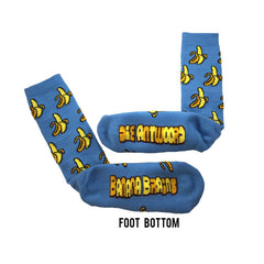 BANANA BRAINS SOCKS