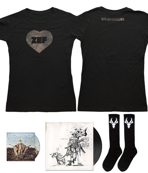 BLACK ON BLACK BUNDLE 4 - LTD EDITION