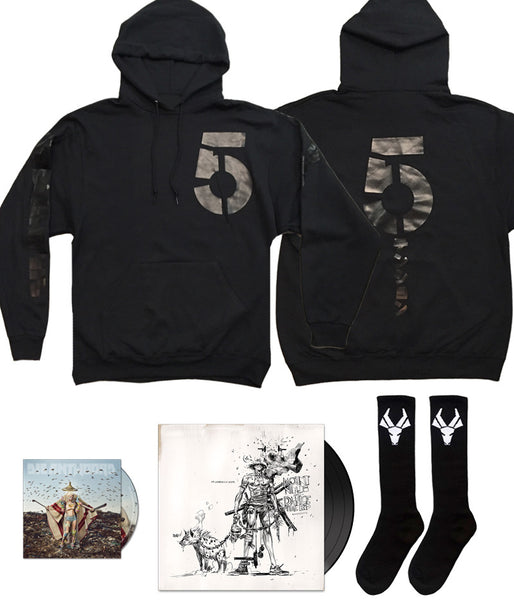 BLACK ON BLACK BUNDLE 5 - LTD EDITION