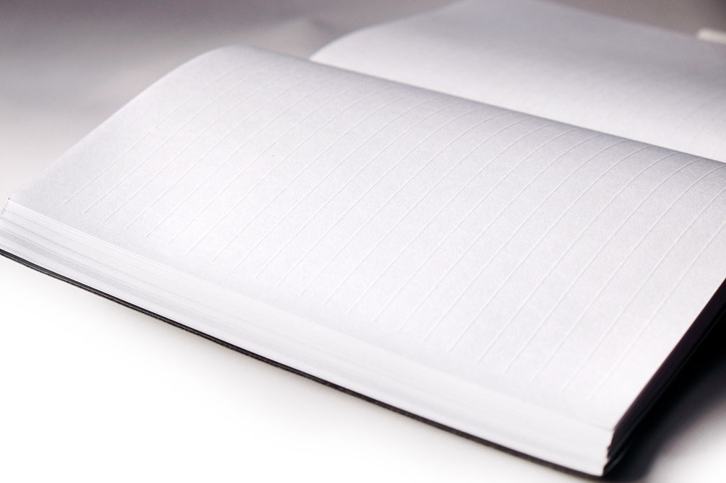 Ghost Paper Notebook