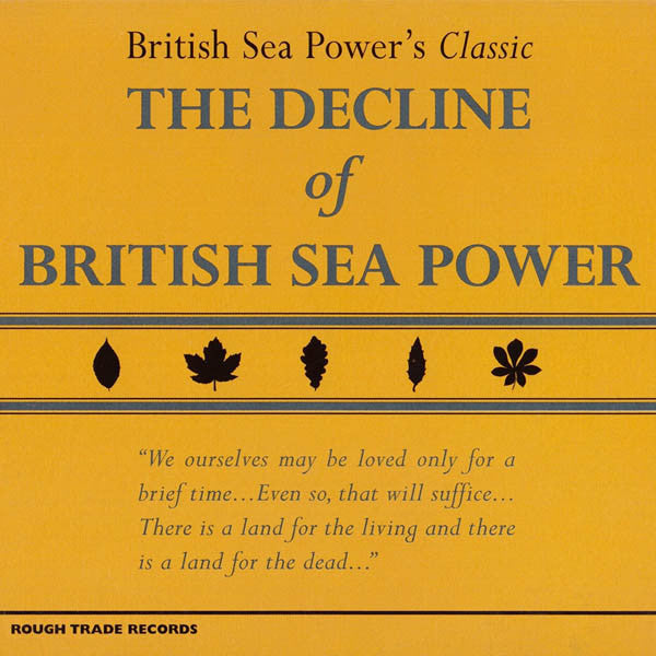 British Sea Power 'The Decline of British Sea Power Album - MP3