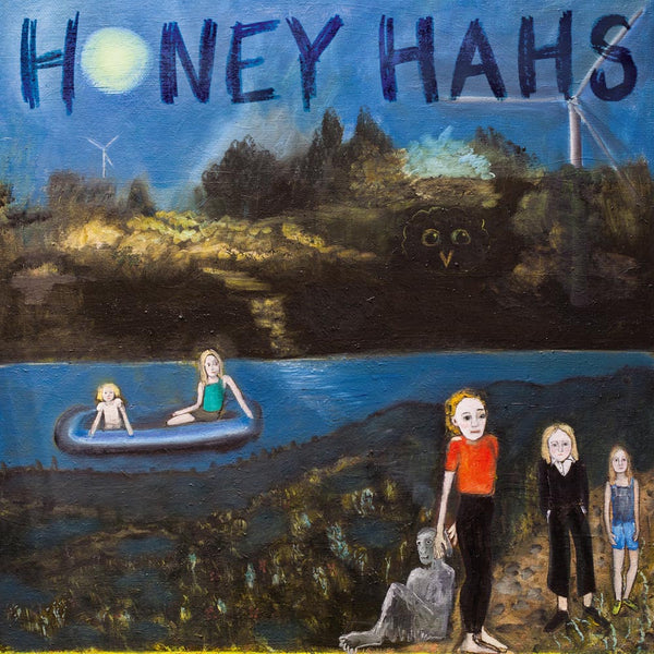 Honey Hahs - OK 7""