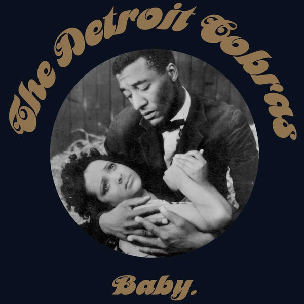 The Detroit Cobras - Baby LP