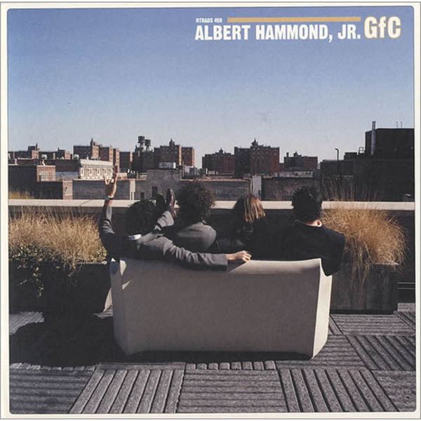 Albert Hammond Jr GFC 7