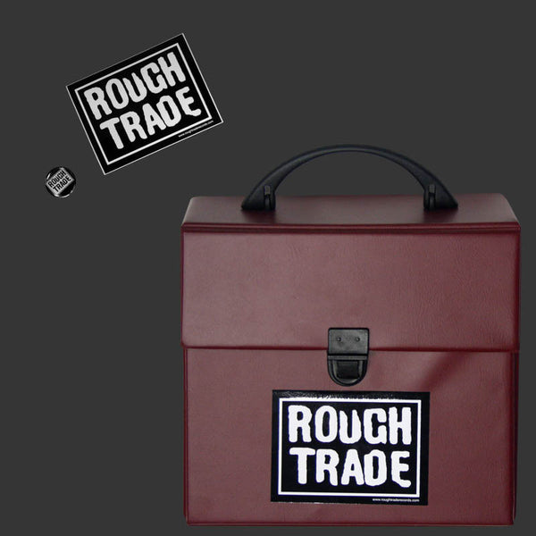 Red Rough Trade 7