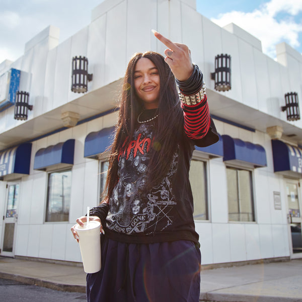 Princess Nokia - A Girl Cried Red