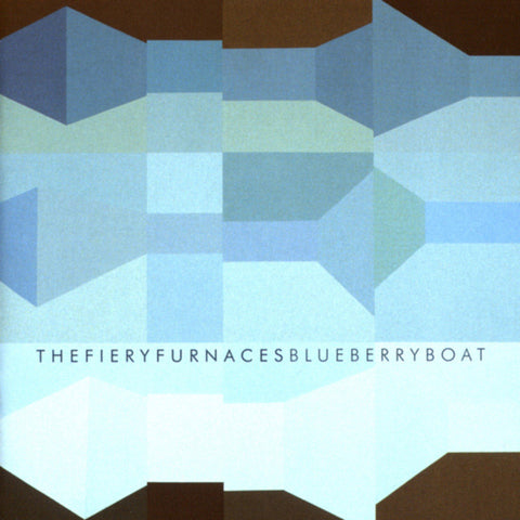 The Fiery Furnaces - Blueberry Boat 2LP