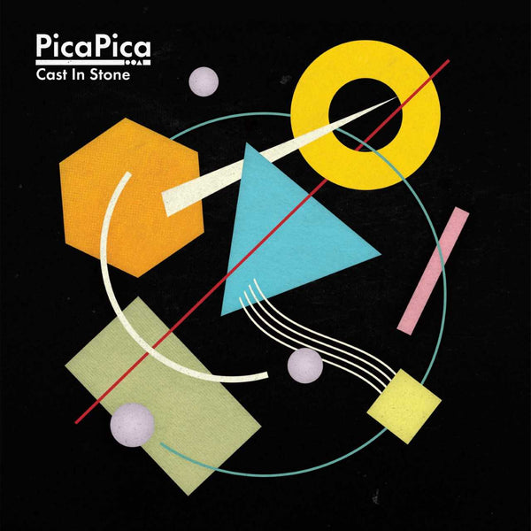 PicaPica - Cast In Stone 12""