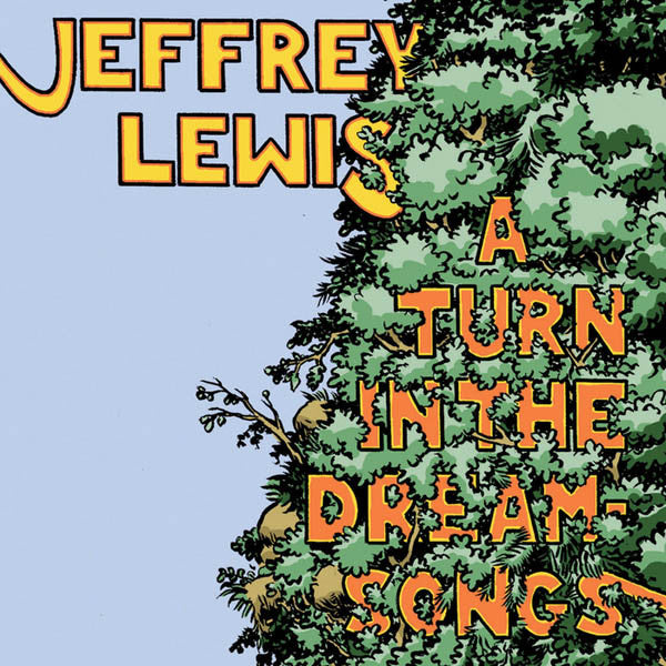 Jeffrey Lewis - A Turn in the Dream-Songs CD