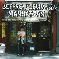 Jeffrey Lewis & Los Bolts - Manhattan