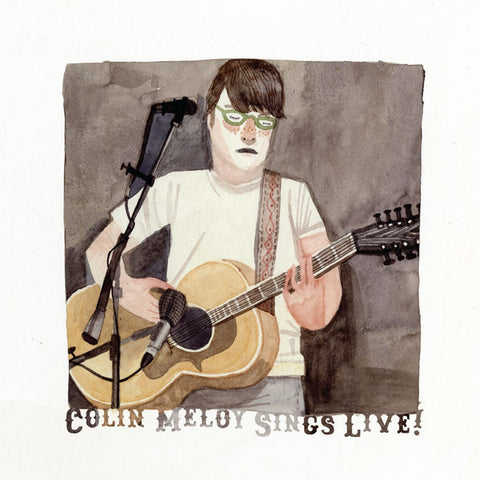 Colin Meloy - Sings Live Album