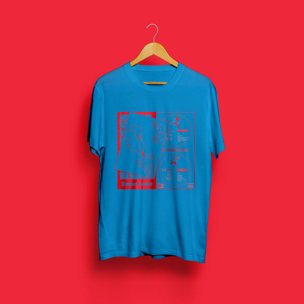 Parquet Courts Total Football T-Shirt