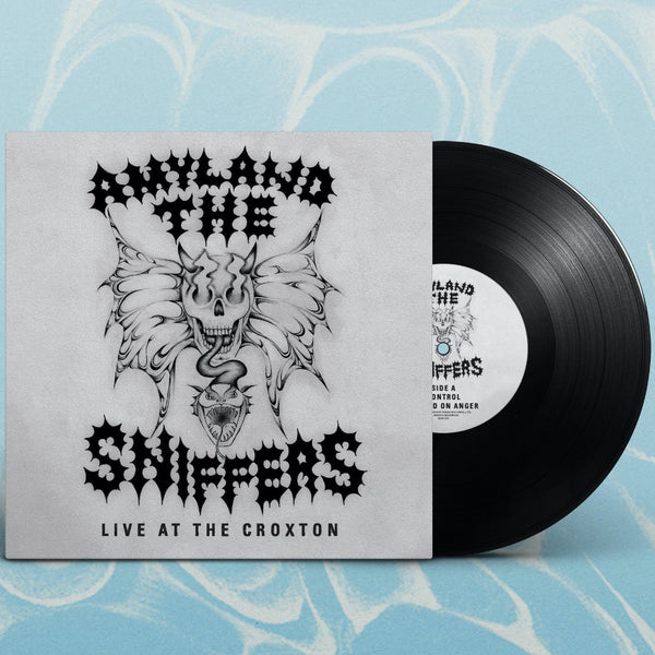 Amyl and The Sniffers - Live At The Croxton 7""
