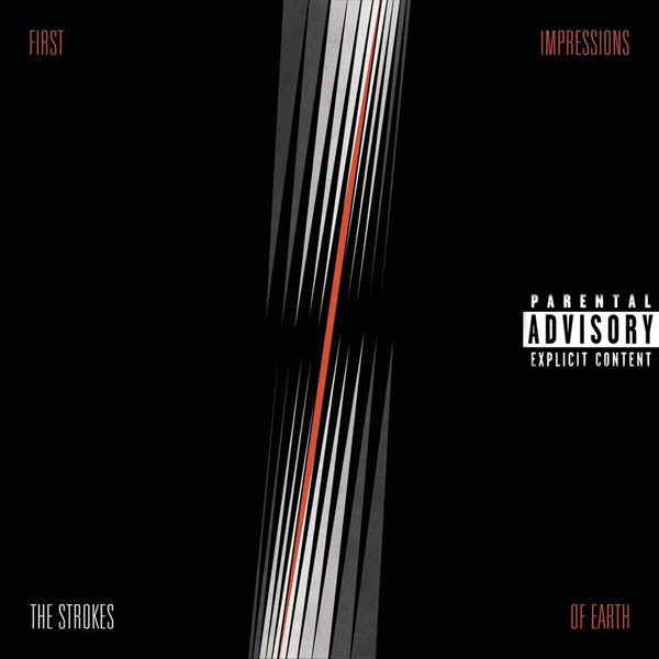 The Strokes - First Impressions Of Earth CD