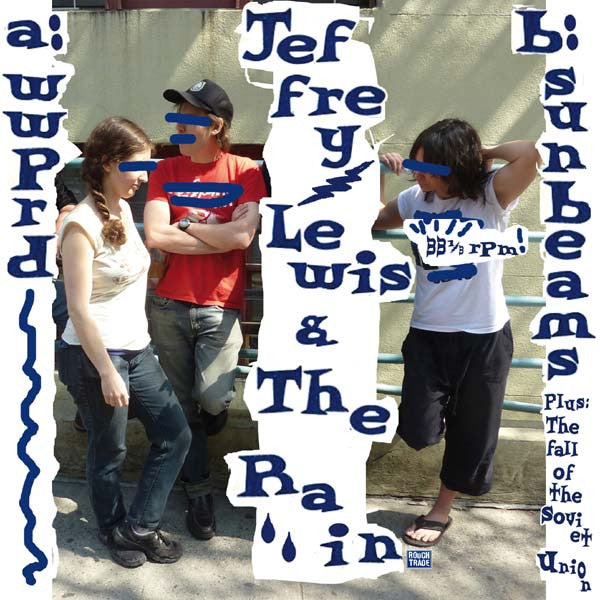 Jeffrey Lewis & The Rain - WWPRD