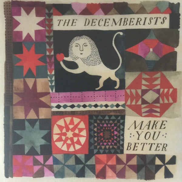 The Decemberists - Make You Better 7""