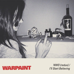 Warpaint Heads Up Warpaint Rough Trade Records