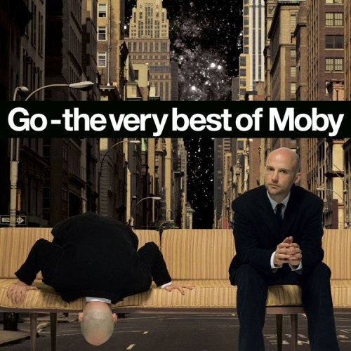 Go (The Very Best Of Moby) - CD