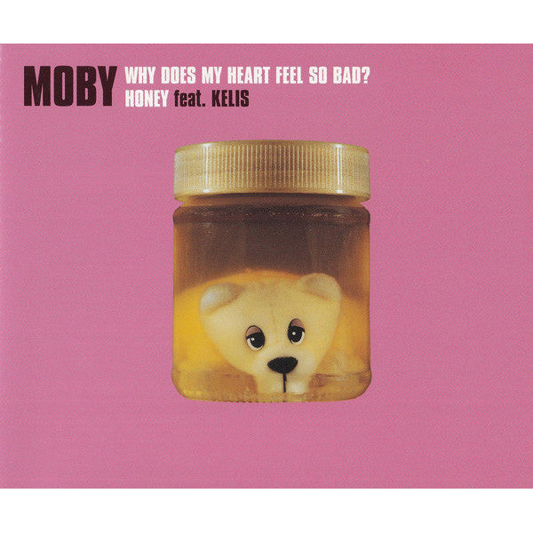 HONEY FEAT. KELIS WHY DOES MY HEART FEEL SO BAD? - CD